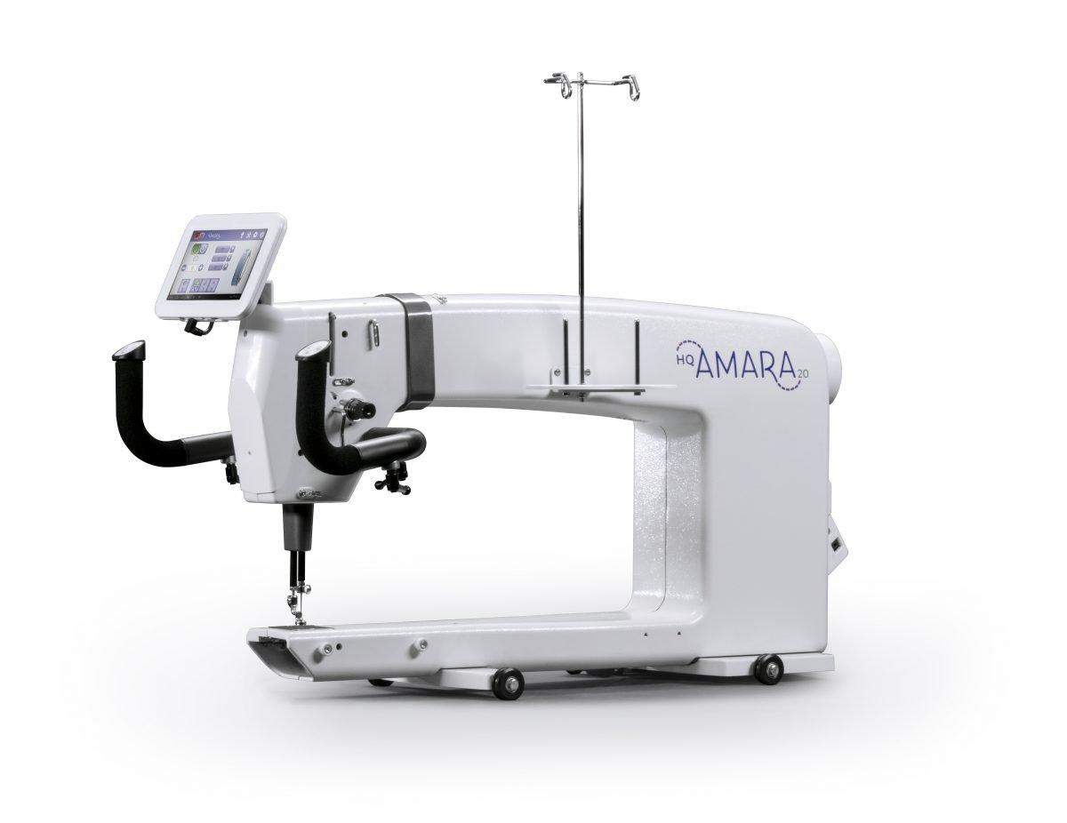 HQ Amara 20 Long Arm & Pro-Stitcher & with 12' HQ Studio 2 Frame