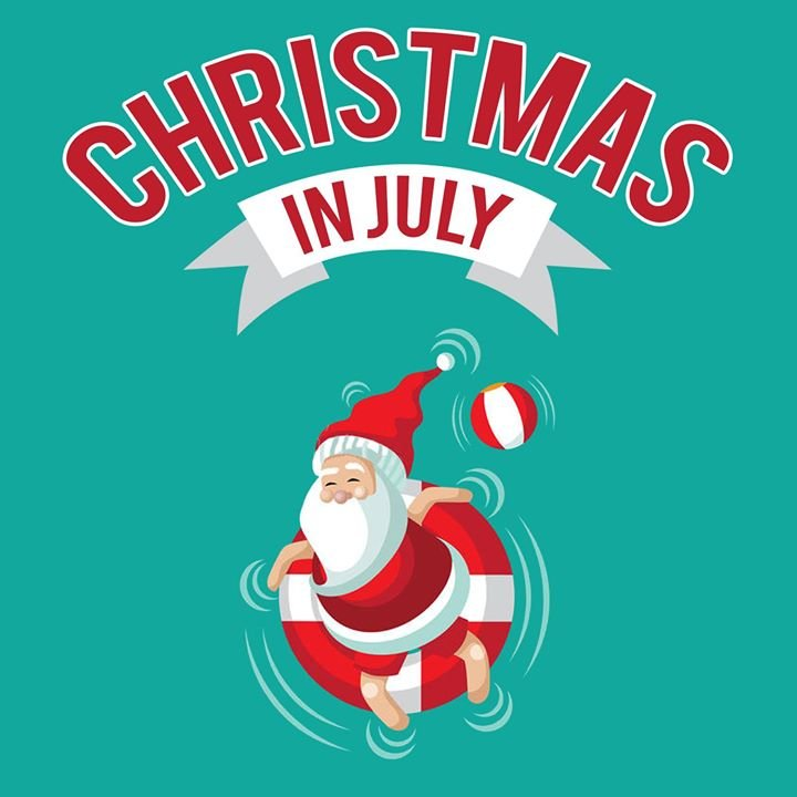 Fun Christmas In July Ideas.Christmas In July Summerville