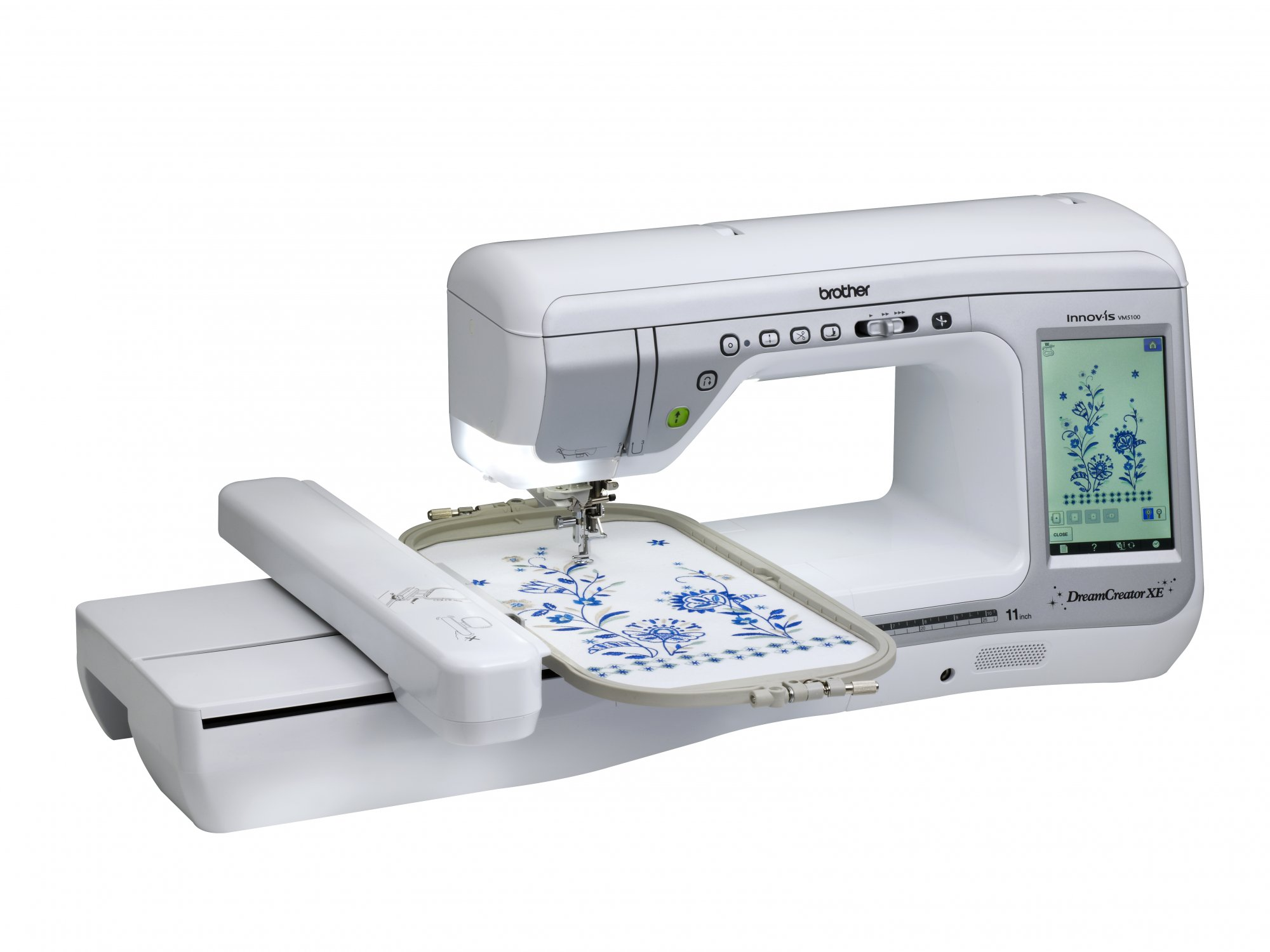 Brother VM5100 Dream Creator XE Sewing and Embroidery Machine