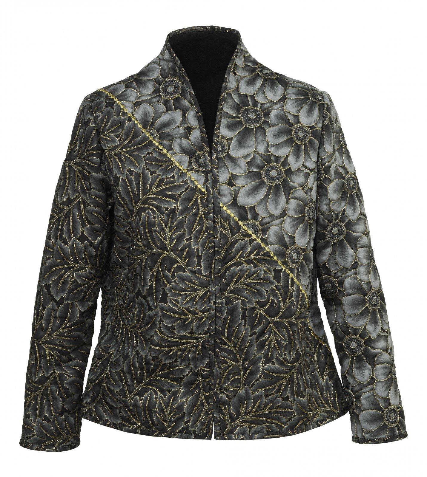 FFQ Queen Anne Elegance Fleece-Based Jacket