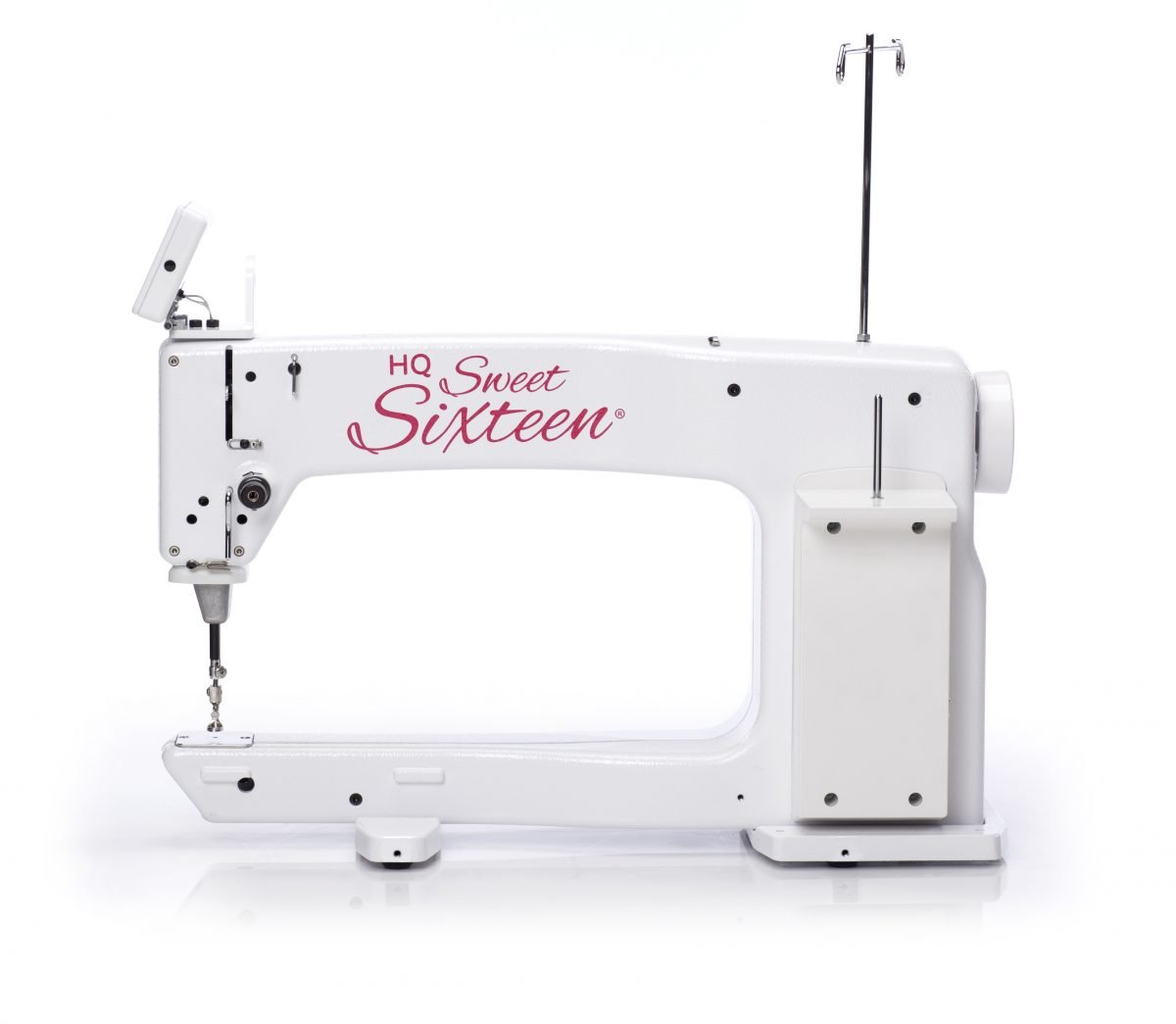 HQ Sweet Sixteen 16 Stationary with InSight Stitch Regulation Table