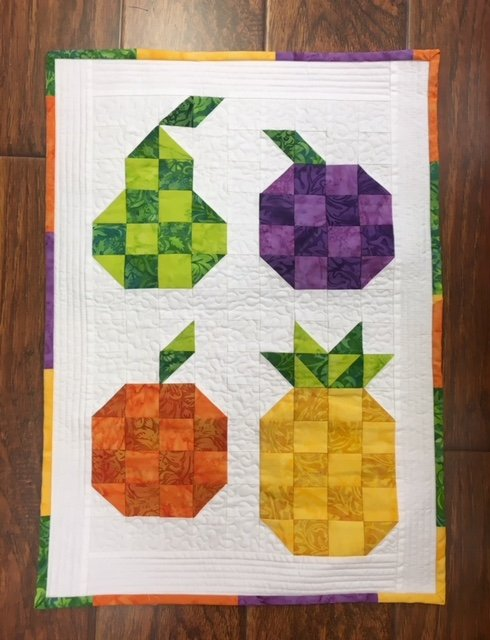 Fruit Basket Fabric Kit