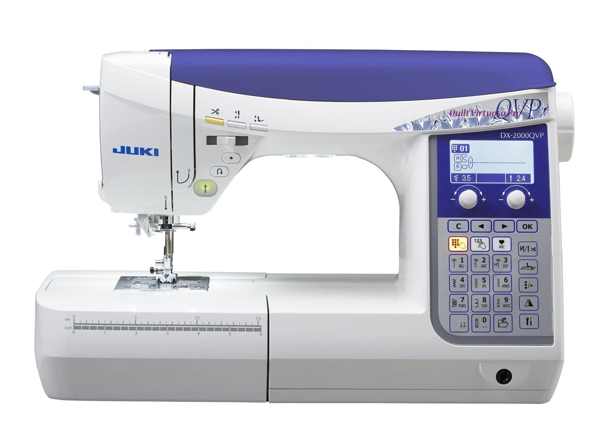 Juki DX-2000 QVP Sewing & Quilting Machine