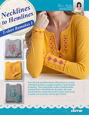 DiME Necklines to Hemlines TShirt Remakes