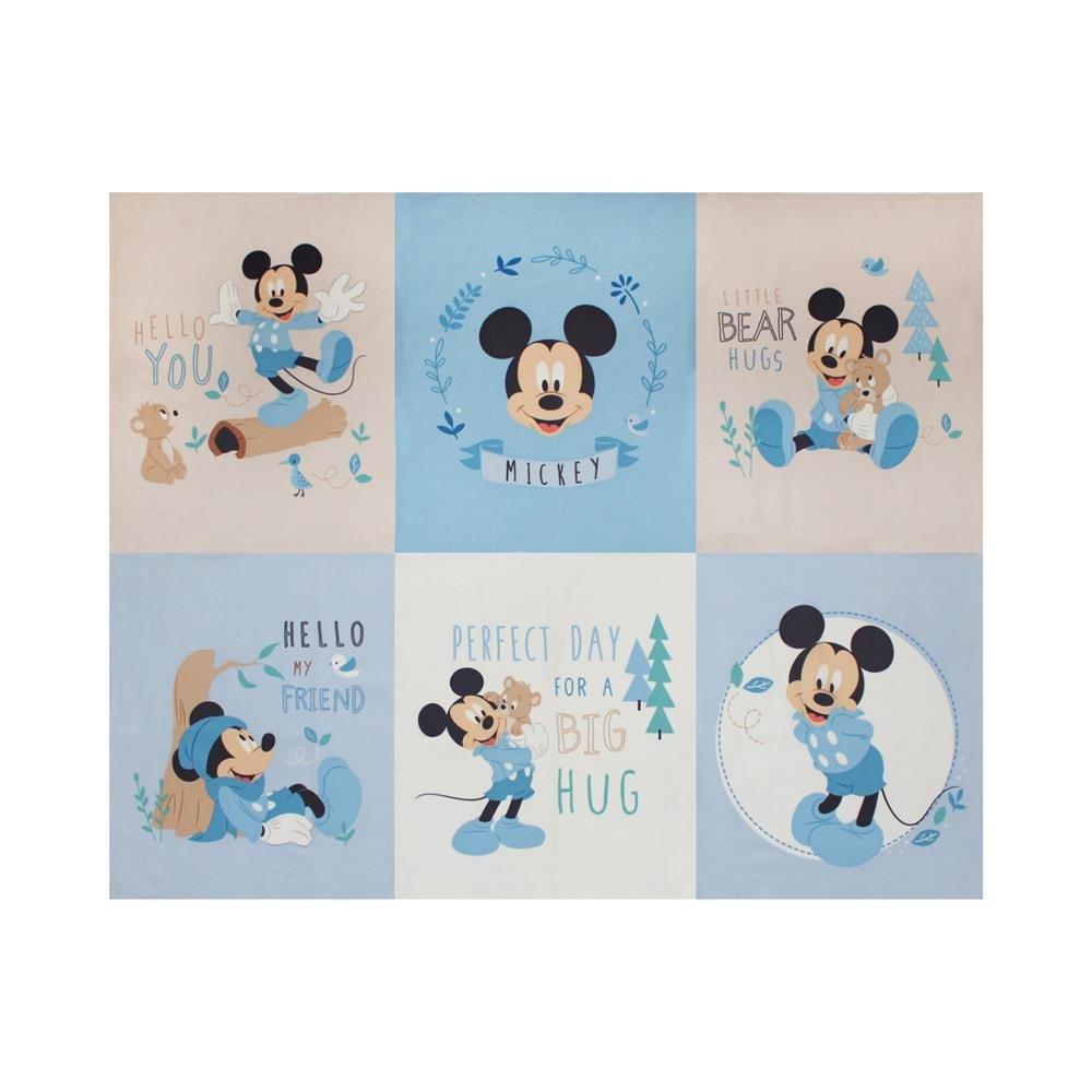 Disney Mickey Little Meadow Panel