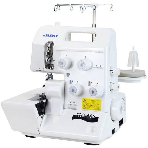 Juki MO655 Serger & Coverstitch Machine
