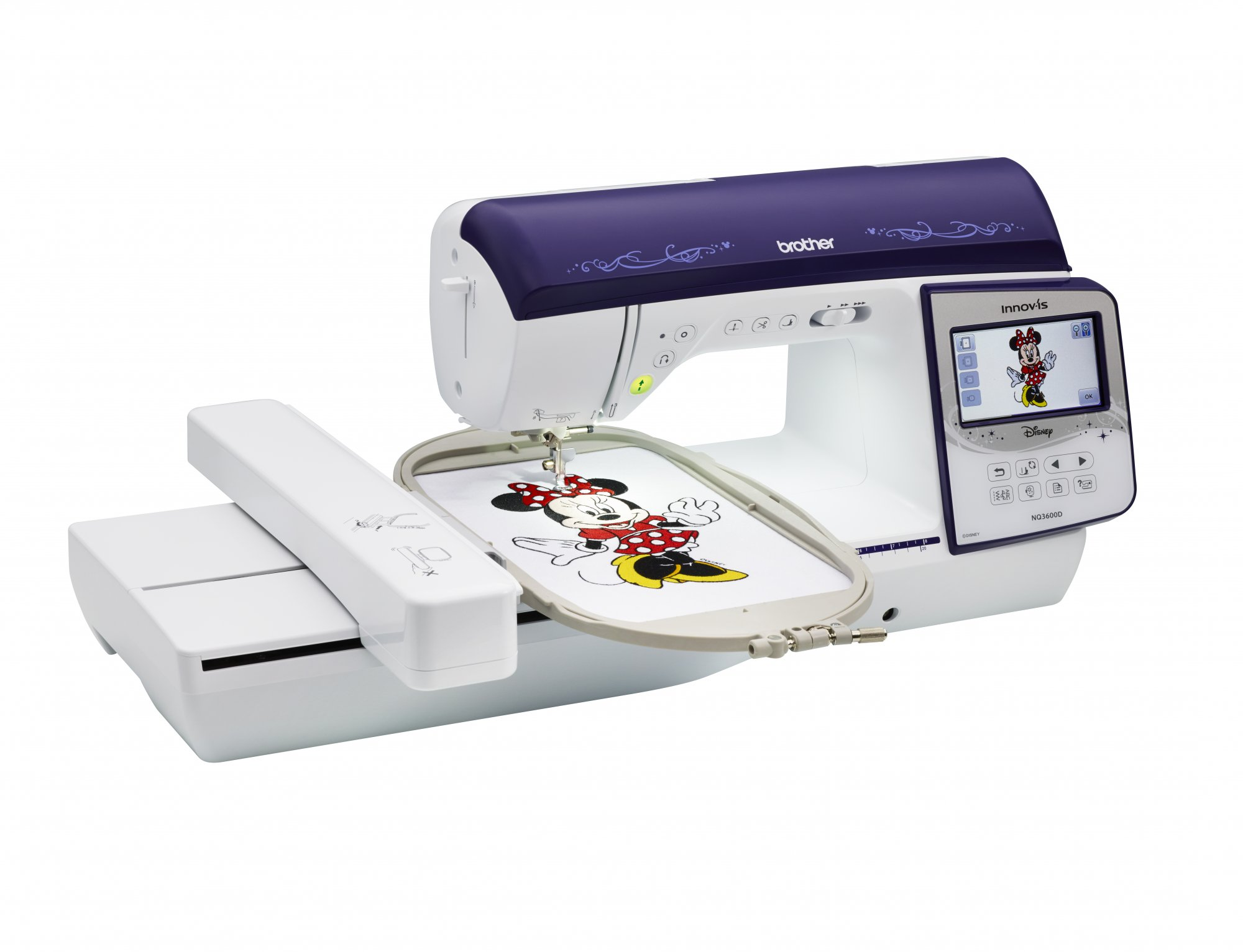 Brother NQ 3600D Sewing and Embroidery