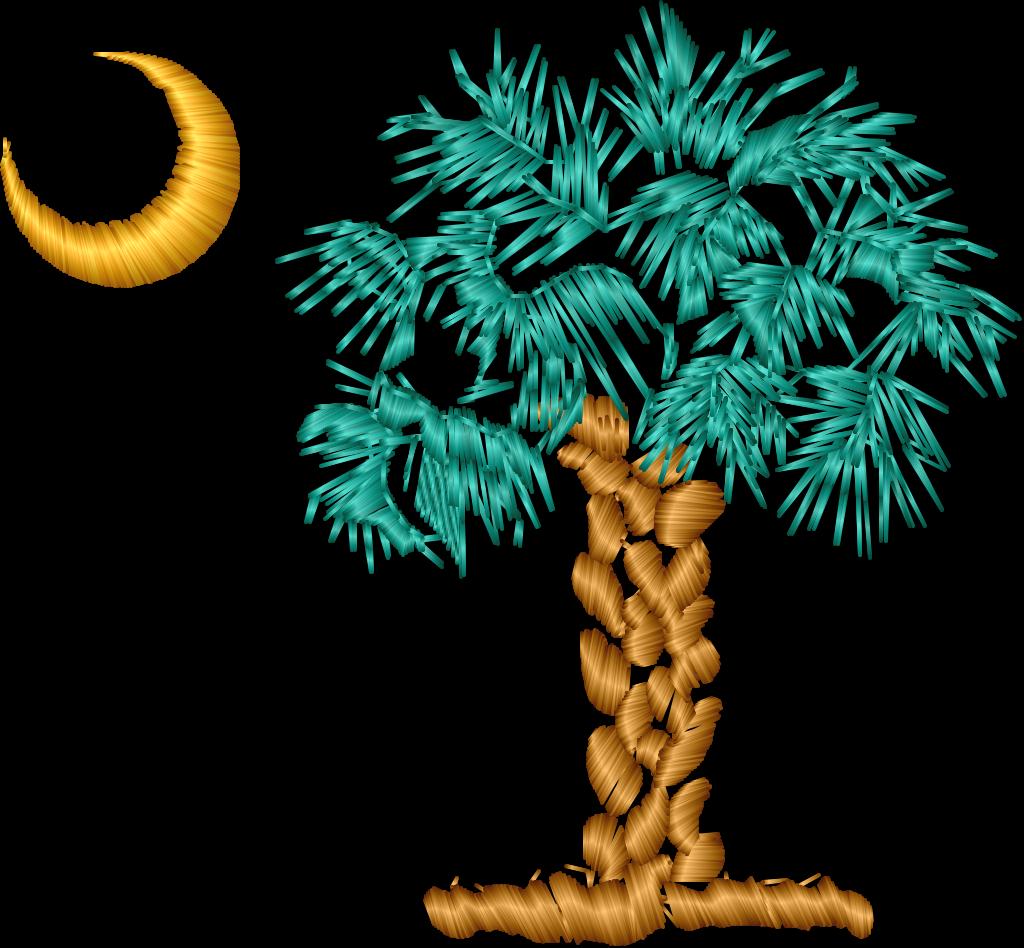 Palmetto Tree Stitchout