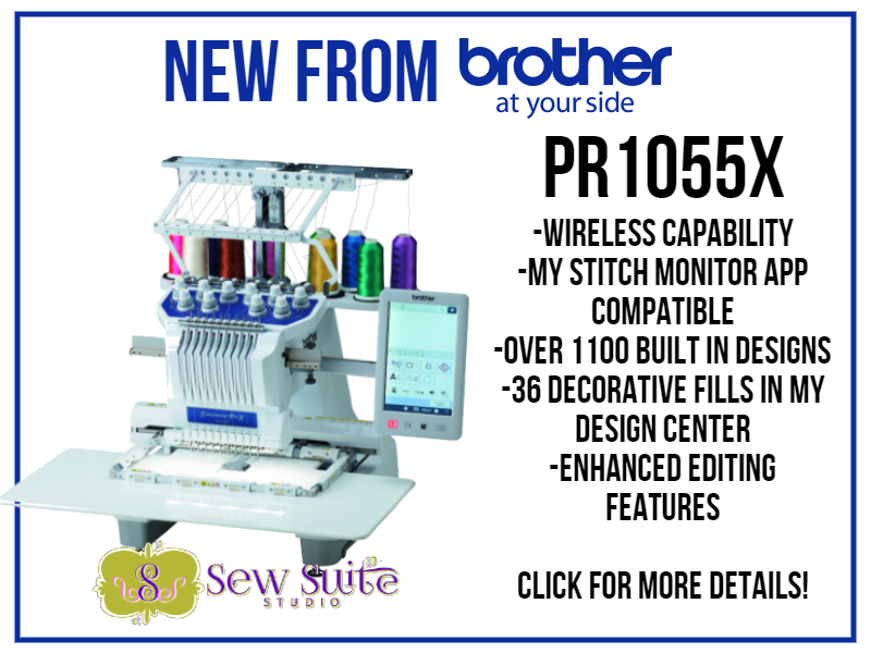 Brother Entrepreneur Pro X PR1055X 10 Needle