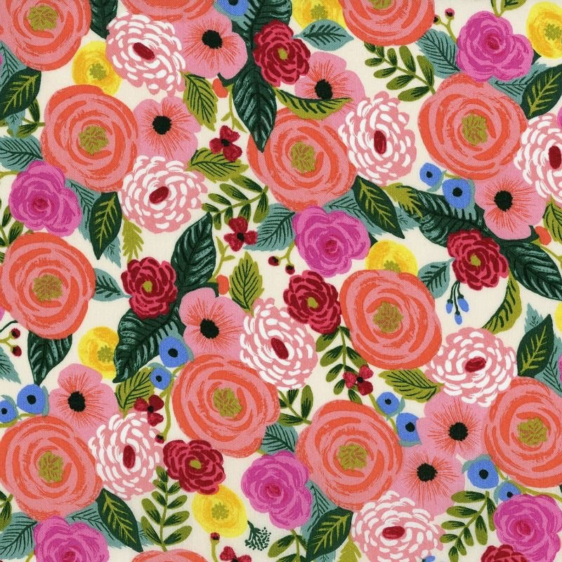 Rifle Paper Co. English Garden - Juliet Rose - Rayon