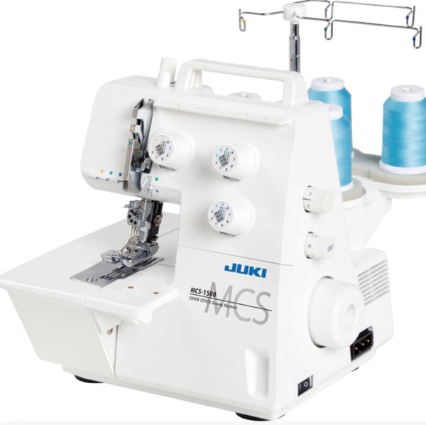 Juki MCS-1700 QVP 2/3/4 Thread Overlock