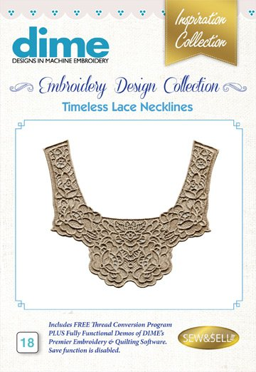 DIME Timeless Lace Necklines