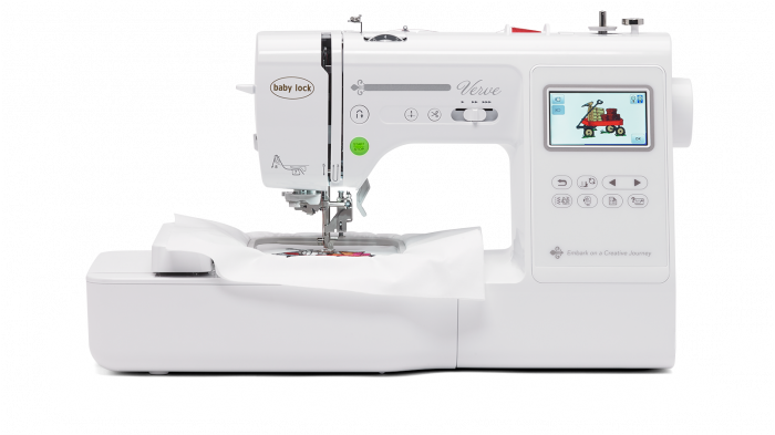 Baby Lock Verve Sewing & Embroidery Machine
