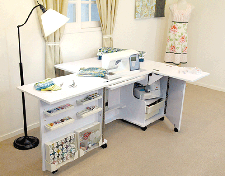 Eclipse Sewing Cabinet