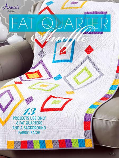 Fat Quarter Shuffle - 30% OFF