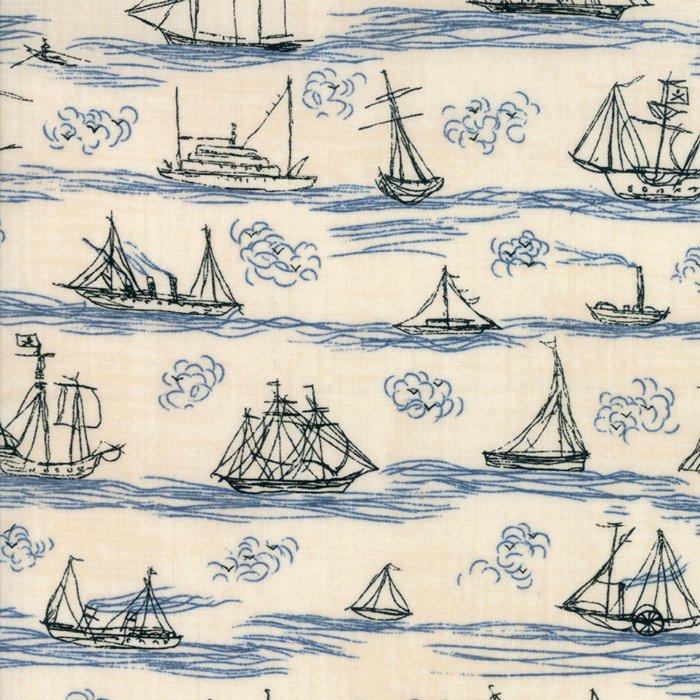 Ahoy me Hearties 1432-18 sailboats