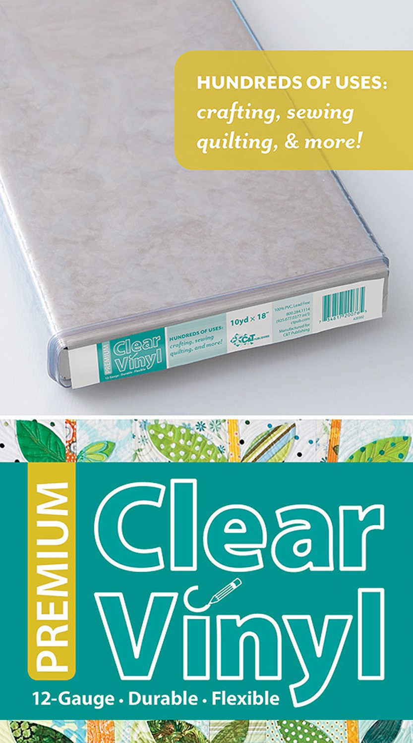 Quilters Clear Vinyl