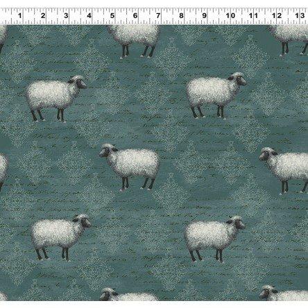 Good to be Home 2244-114 sheep