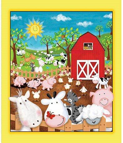 Animal Farm 24947-X panel