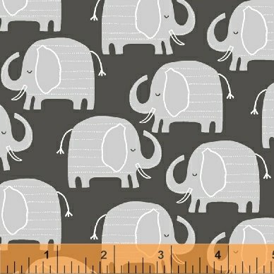 Wild About You 43492-1 elephants