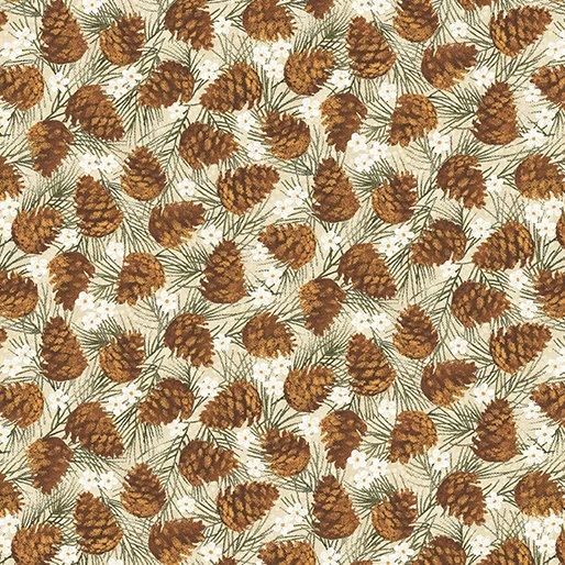 Winter Wonderland Pinecones 4653-70