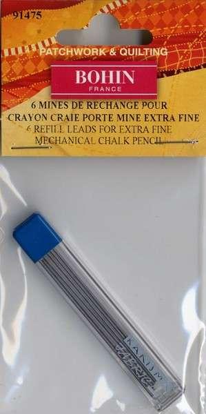 Mechanical Pencil Refill-Grey by Bohin