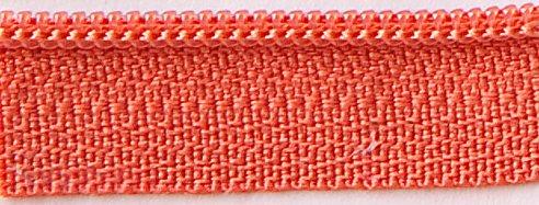 Zipper 14in-Pumpkin