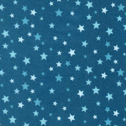 Welcome Baby AUFF-17893-4 BLUE *Flannel