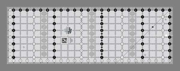 Creative Grids Quilting Ruler - 8 1/2in x 24 1/2in