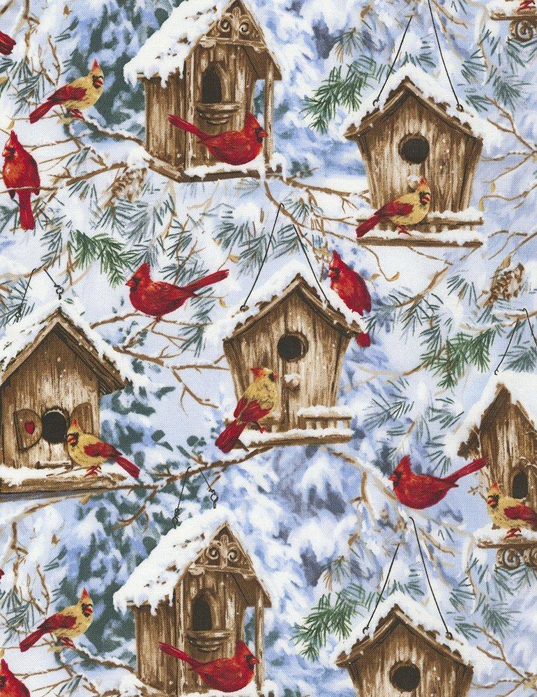 Cardinal birdhouses Dona-C5127-Bird