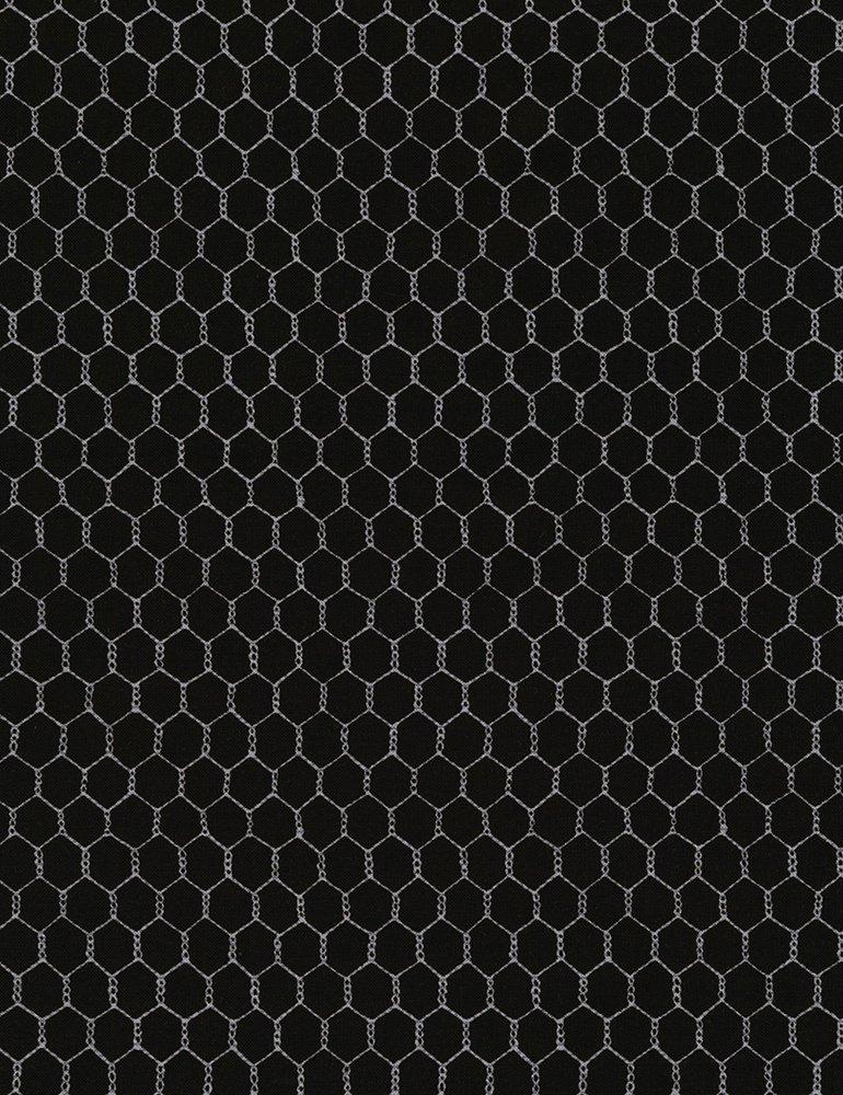 chicken wire Gail-C5606-Black