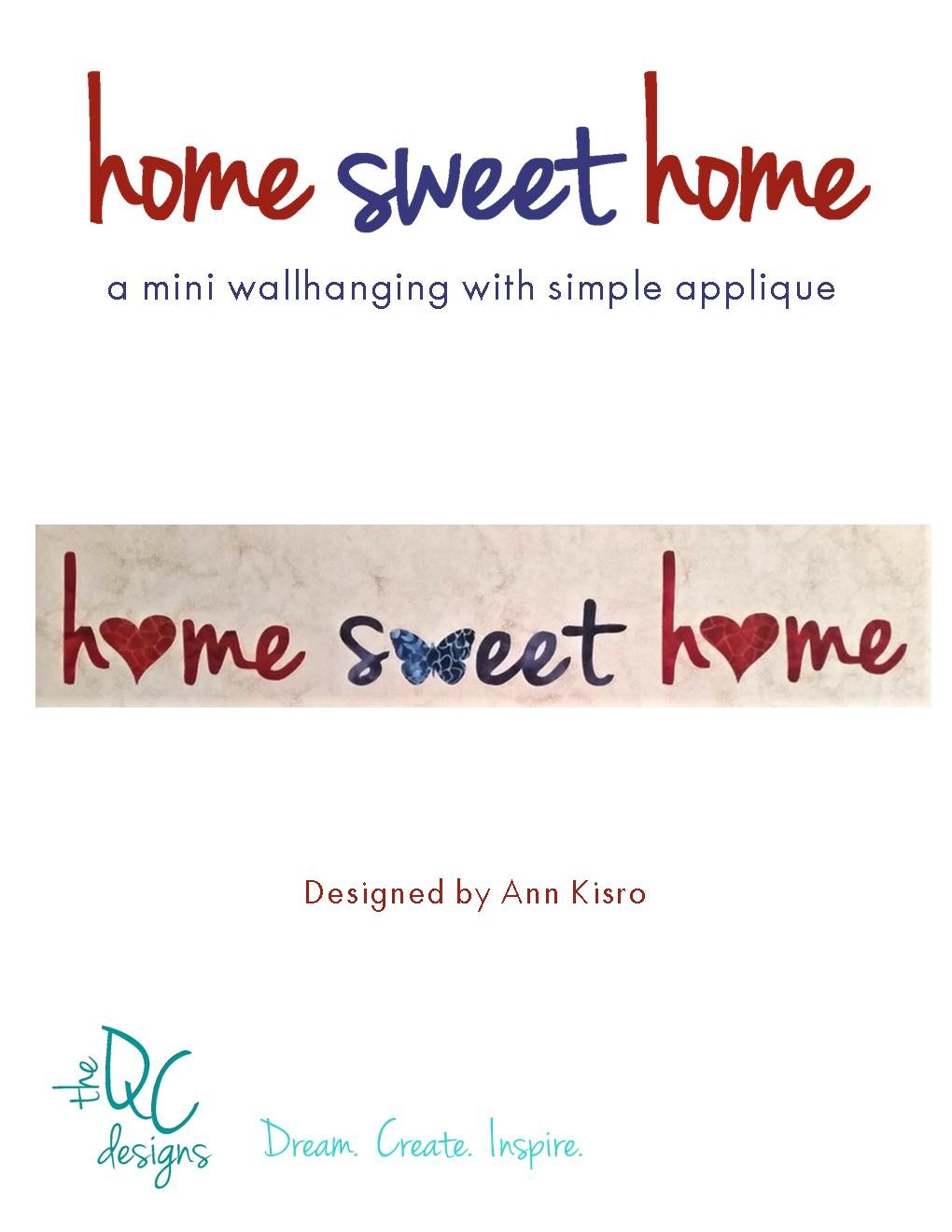 The QC Designs-Home Sweet Home