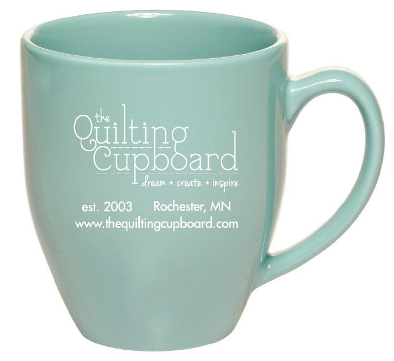 The Quilting Cupboard Mug