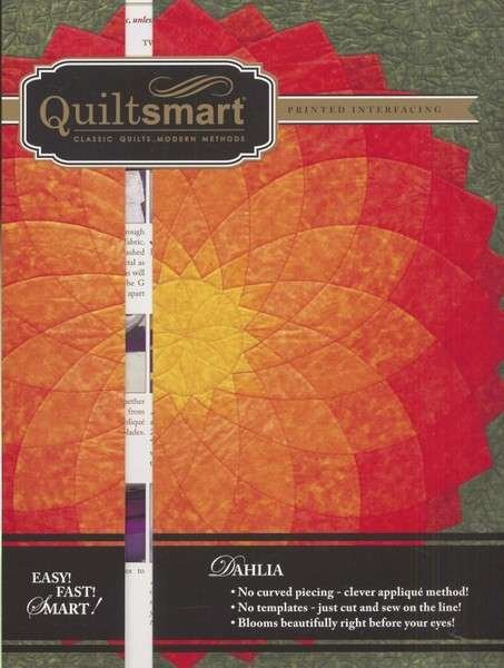 Quiltsmart-Dahlia Classic Pack