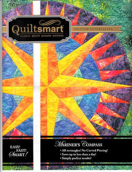 Quiltsmart-Mariners Compass Classic Pack