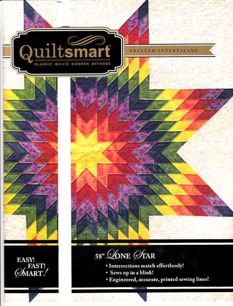 Quiltsmart-Lone Star Classic Pack