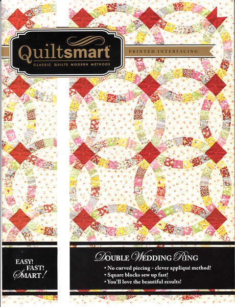 Quiltsmart-Double Wedding Ring Classic Pack