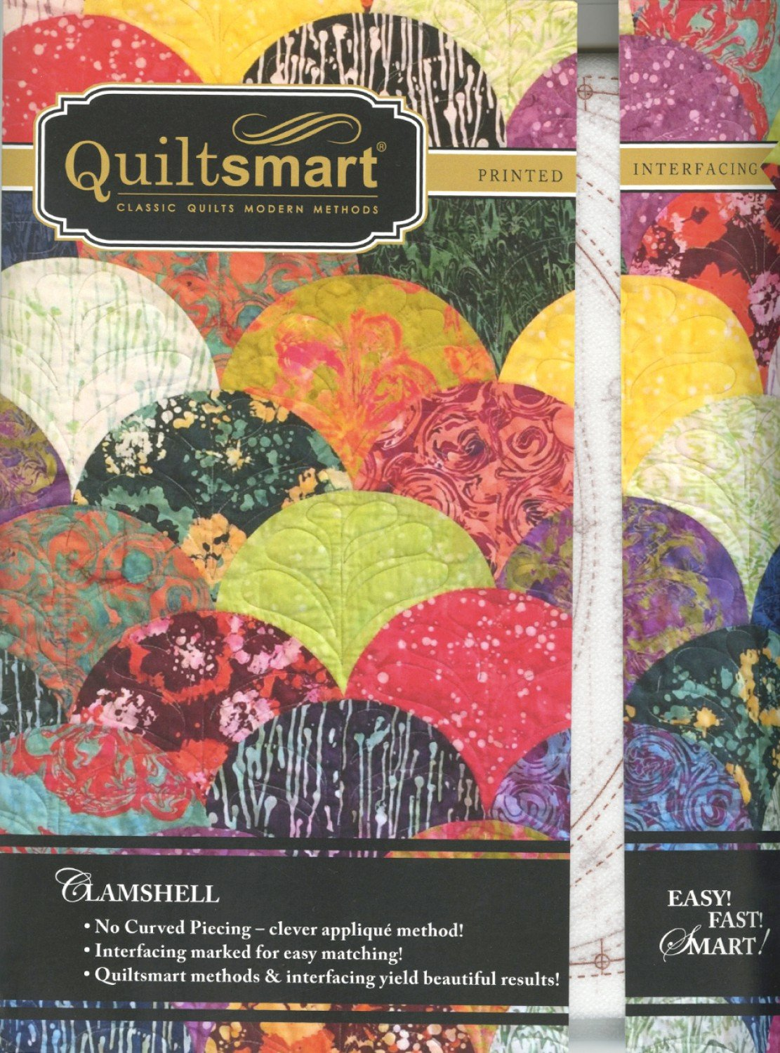 Quiltsmart-Clamshell Classic Pack