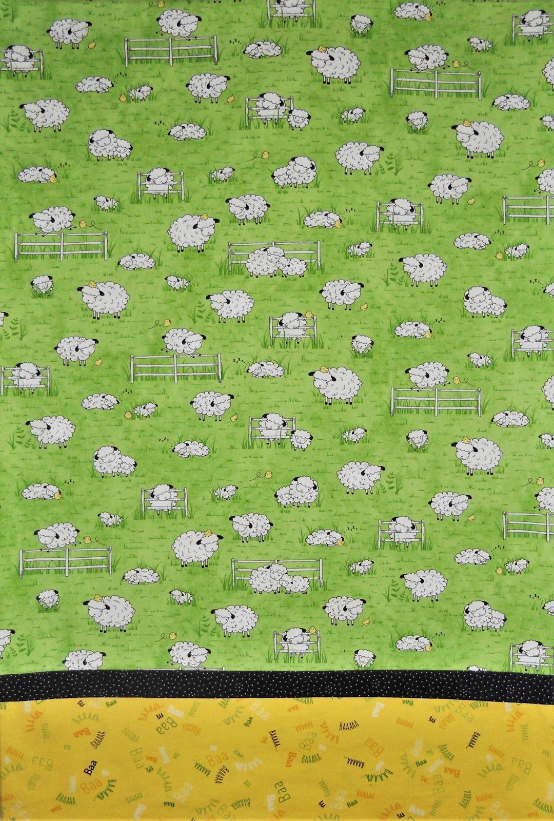 Kit-Pillowcase-Sheeps & Peeps