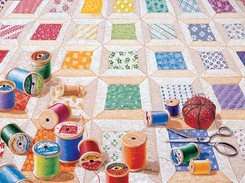 Puzzle-Spools