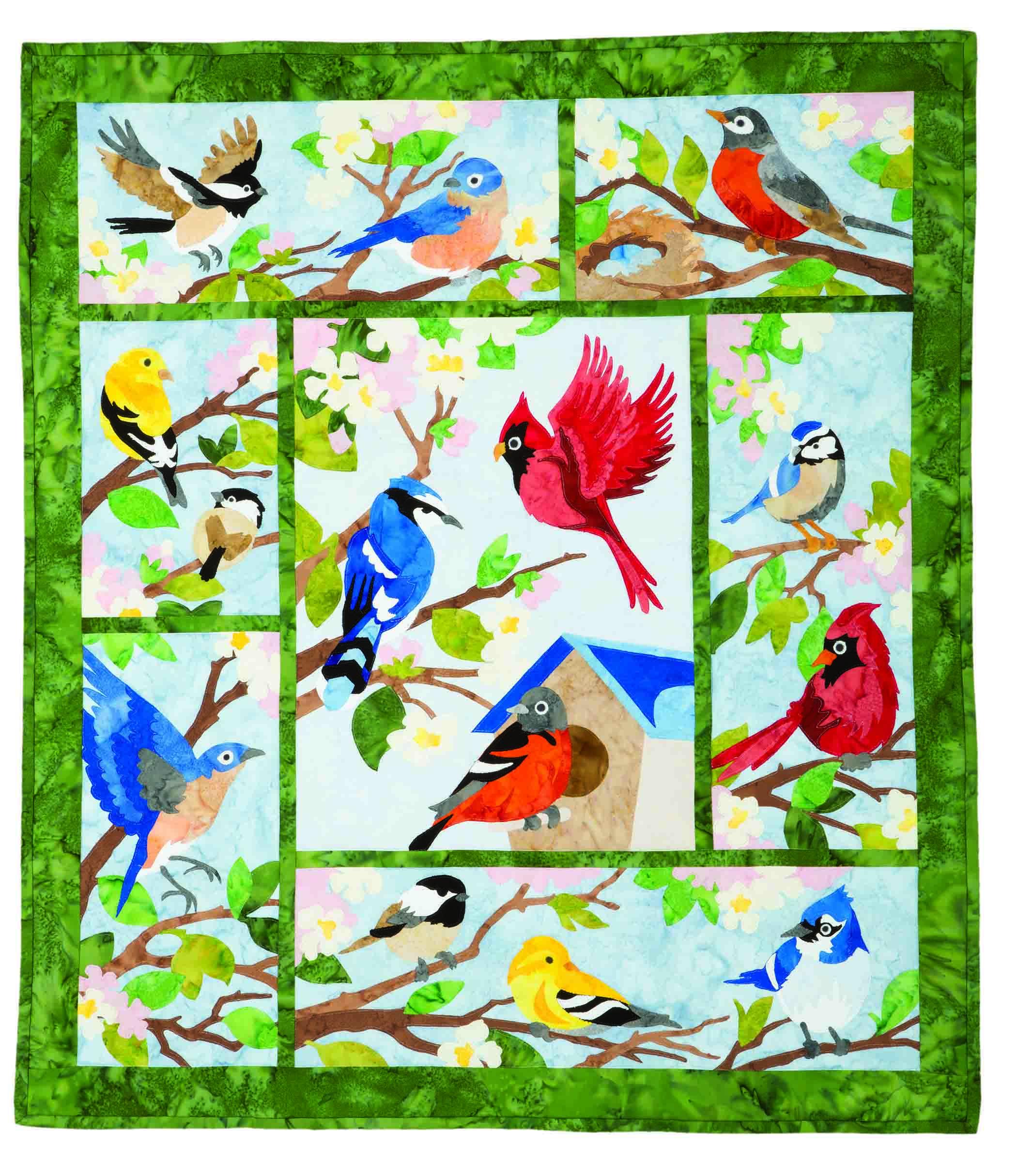 Kit- Songbird Sanctuary