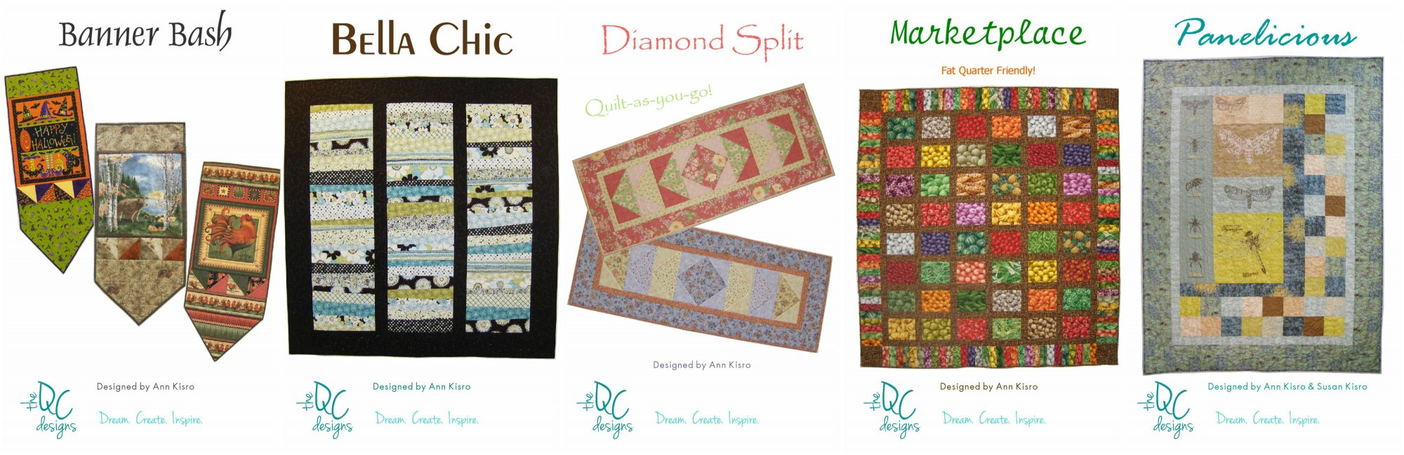 The QC Designs Pattern Pack #3- 66.66% OFF