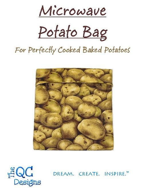 The QC Designs-Potato Bag
