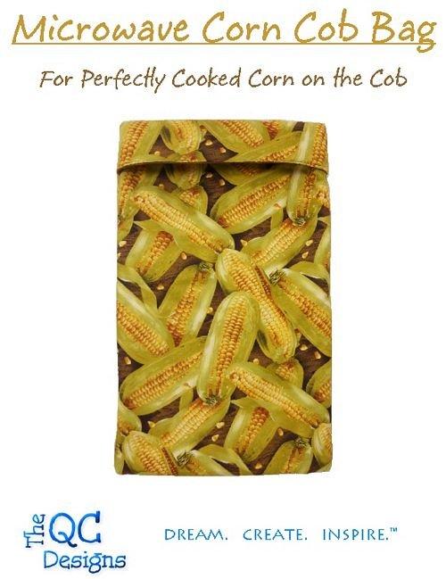 The QC Designs-Corn Cob Bag *DIGITAL DOWNLOAD