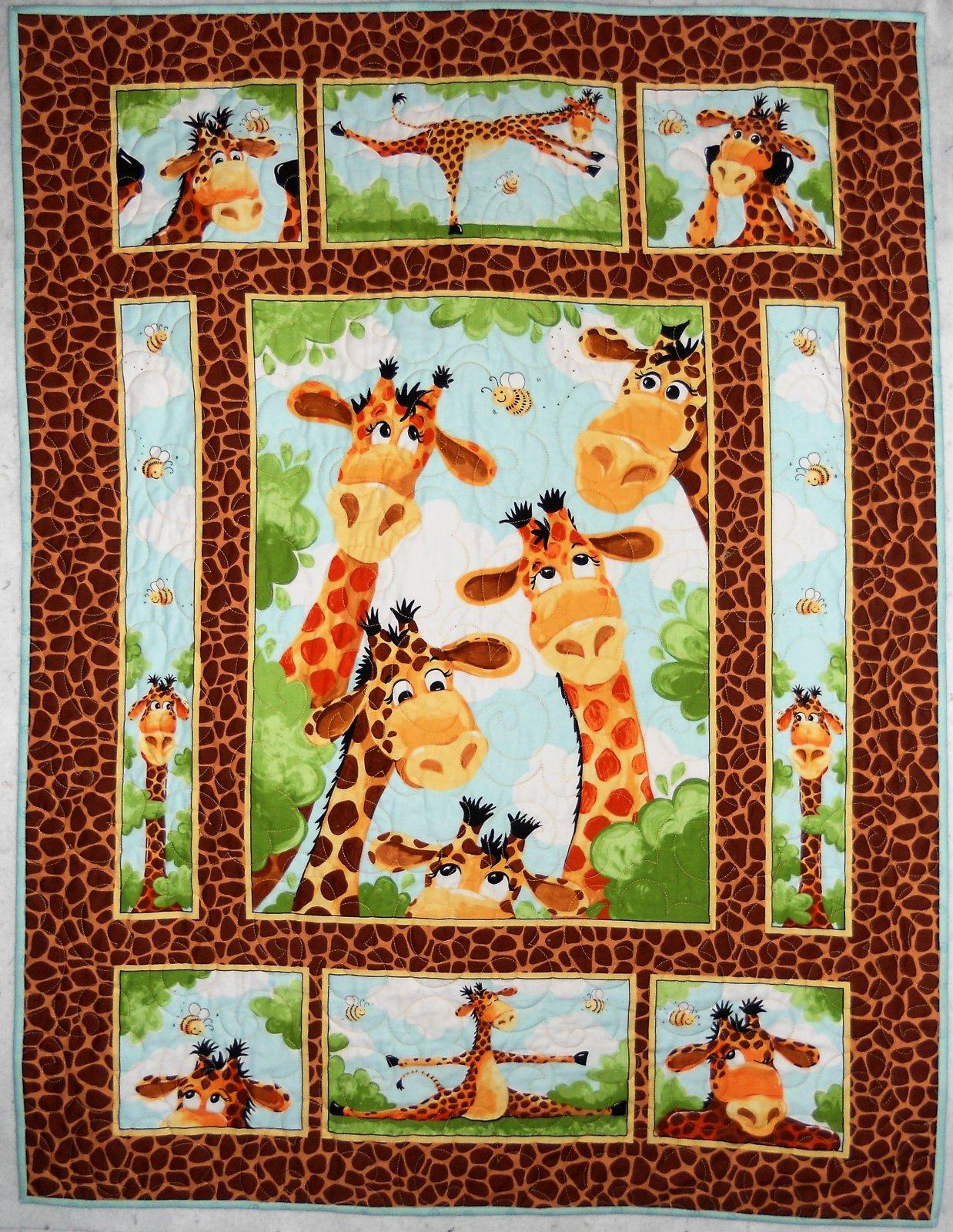 Kit-Zoe Giraffe II