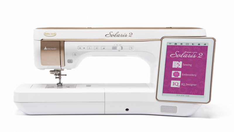 Baby Lock Solaris2 Embroidery Machine