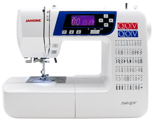 Janome 3160QOV