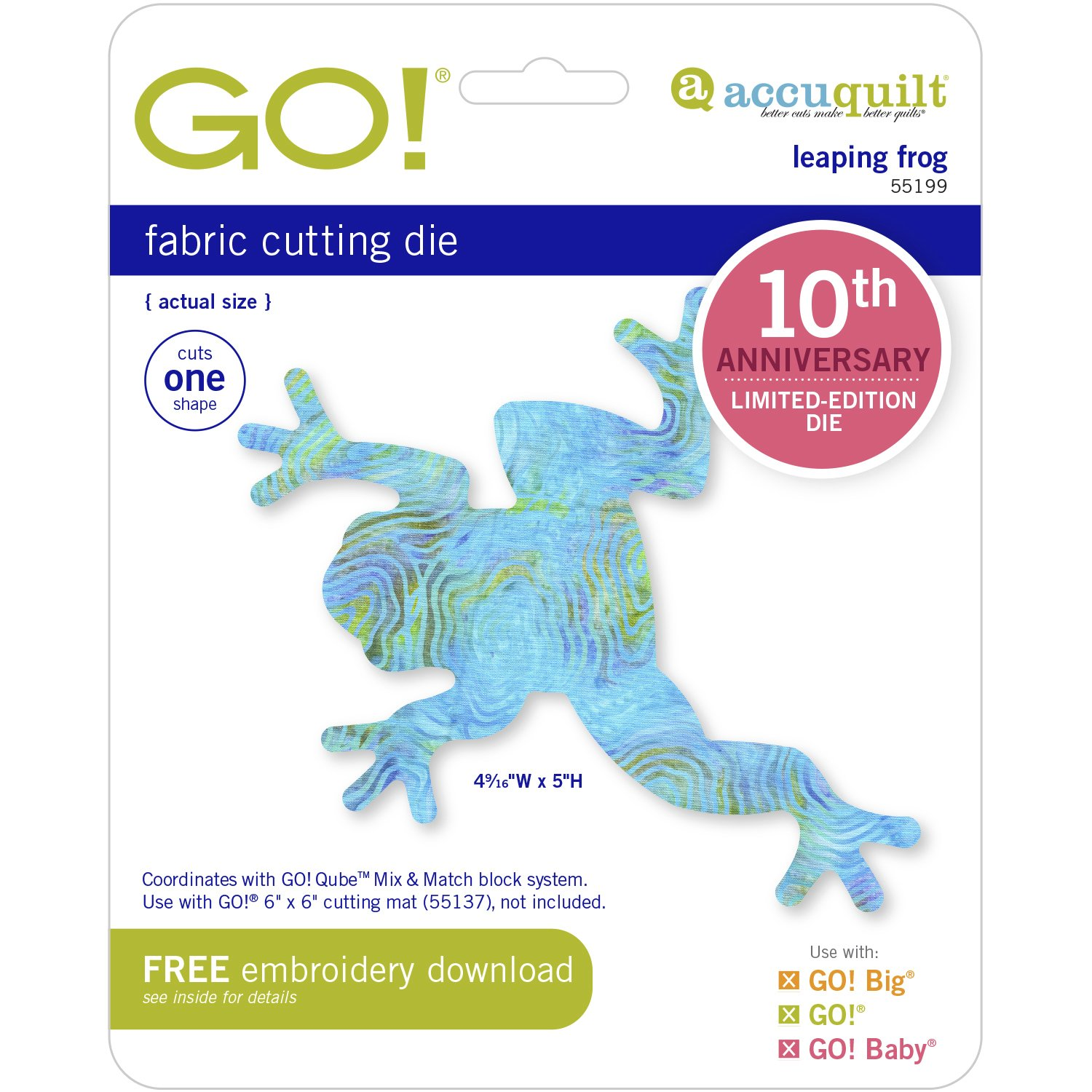 GO! Leaping Frog