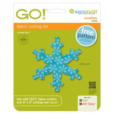GO! Snowflakes 7