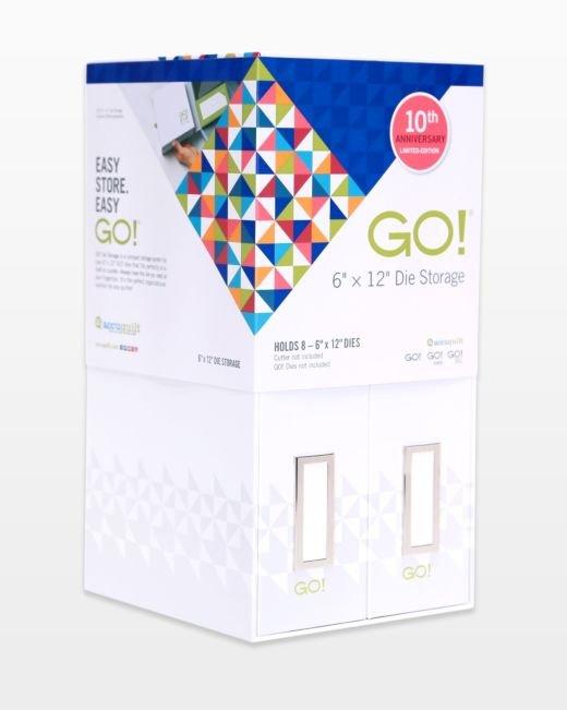 GO! Die Storage Limited Edition- 6 x 12